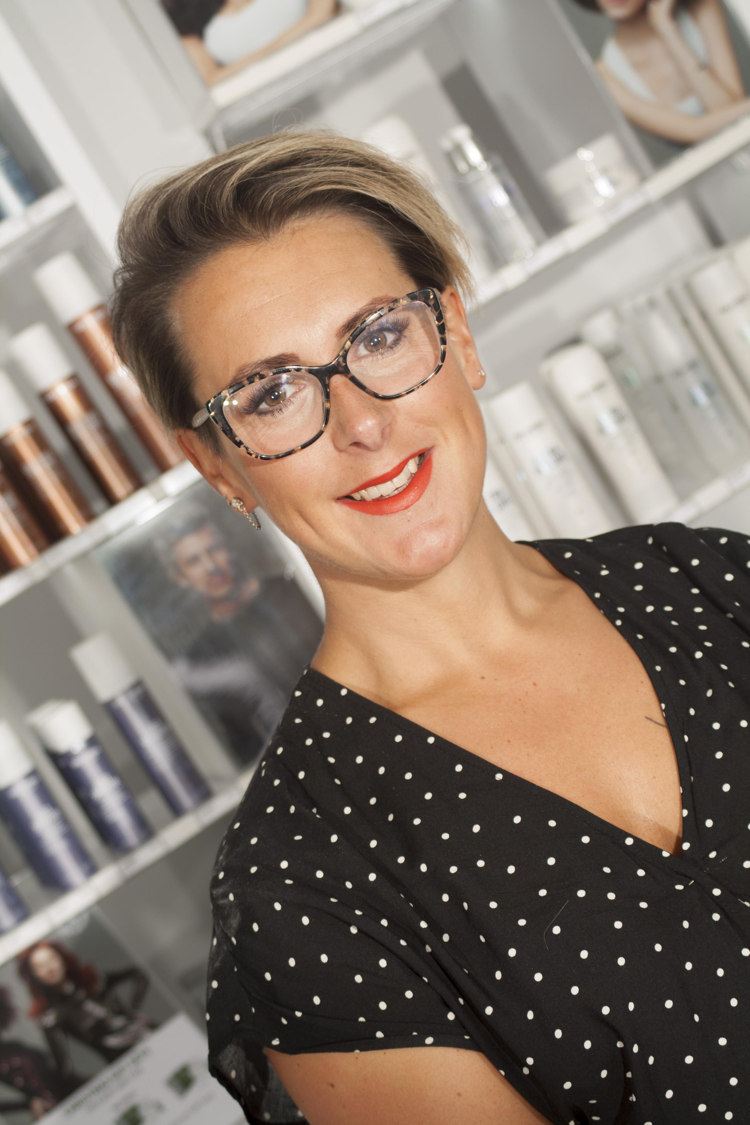 Donna Ryder / Salon Manager